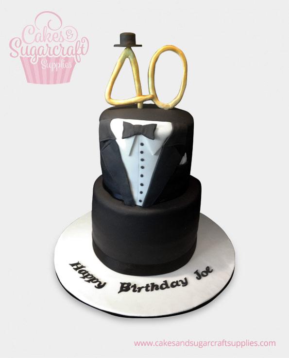 Decent Birthday Cakes