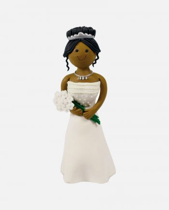 Claydough Bride