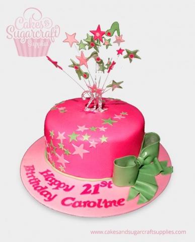 Caroline Birthday Cake