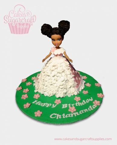 Bratz Doll Birthday Cake