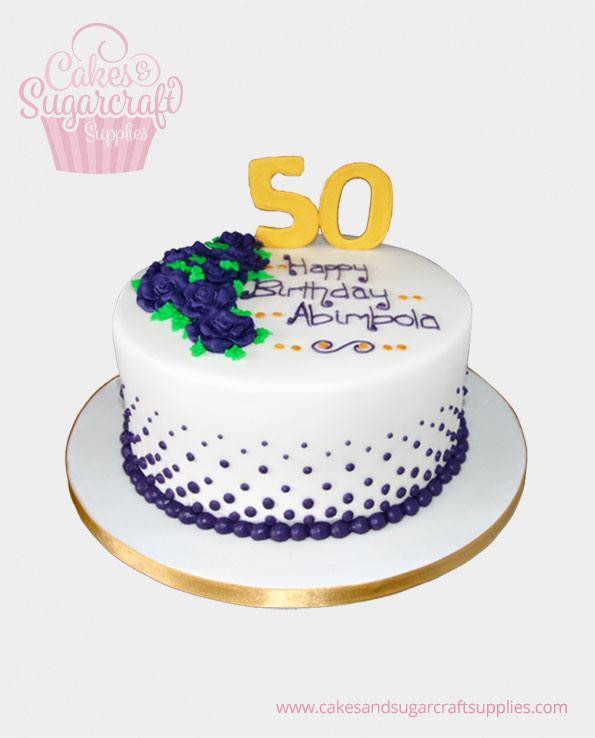 Abimbola Birthday Cake