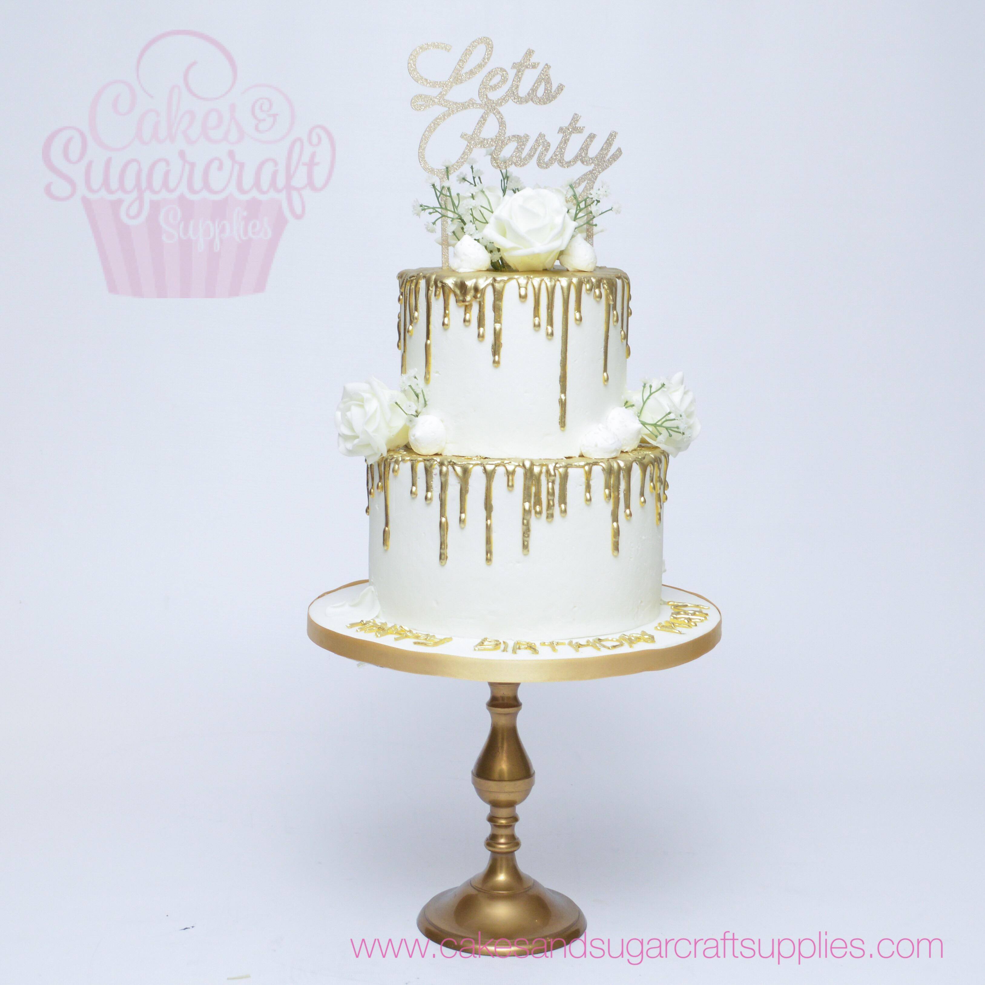 Wedding Cakes - Cakes & Sugarcraft Supplies