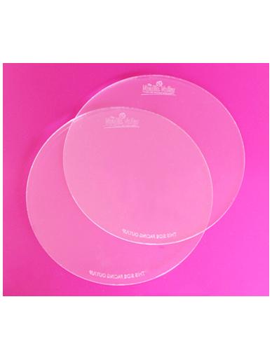 Ganaching Discs Round Set