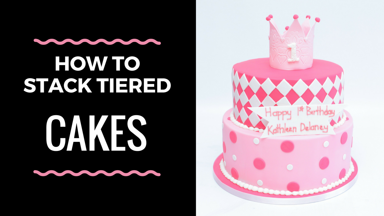 Cake Dowels How To Stack Tiered Cakes Cakes